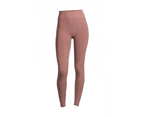 Seamless leggings med striber