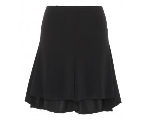 Knælang nederdel