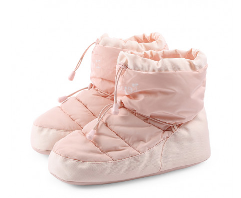 Warm-up booties fra Repetto