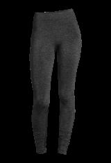 Seamless leggings med rib