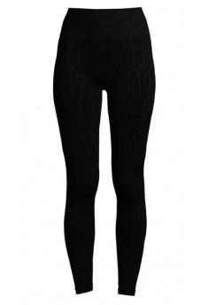 Seamless leggings med print