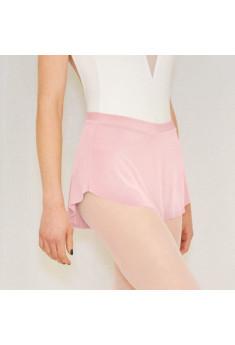 Skørt med elastik til ballet