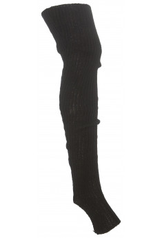 Lange benvarmere i uld