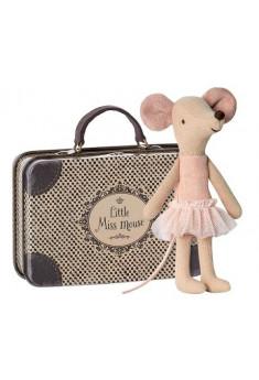 Balletmus i kuffert