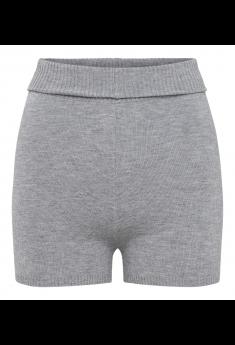 Ballet shorts med rib talje