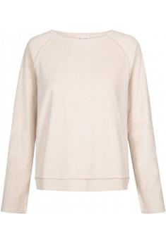 Sweater i økologisk bomuld