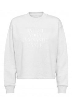Sweater i bomuld