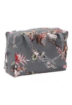 Taske med blomsterprint