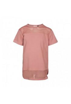 T-shirt med mesh