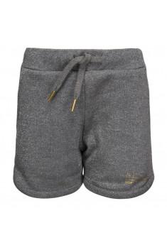 Shorts med glitter