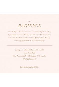 Event RADIENCE