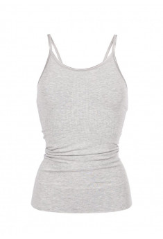 Seamless yoga top i bambus