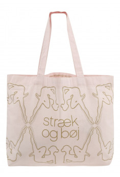 Stræk og Bøj stofpose