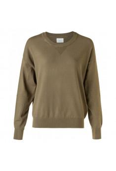 Sweater i viscose