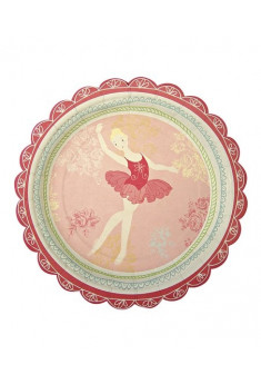 Ballerina tallerkner