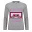 Sweater med broderi