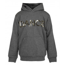 Sweater med pailletter