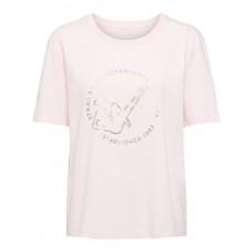 T-shirt i 100% økologisk bomuld