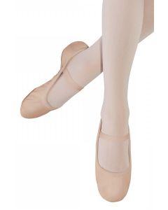 Balletsko fra Bloch med blødt for på indersiden