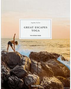 Yogabog med yogarejser  yogadestinationer  great escapes yoga