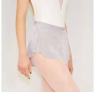 Balletskørt med elastik