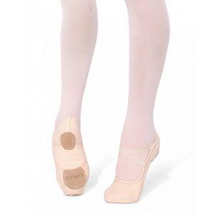 Balletsko i canvas fra Capezio
