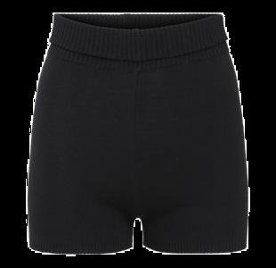 Ballet shorts i strik
