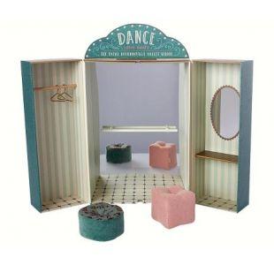 Legetøj til ballerinaen Balletskole
