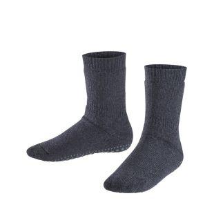 Gymnastik sokker Grå skridsikre sokker Sokker fra Falke til gymnastik og pilates