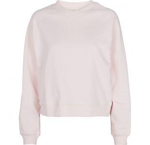 Sweatshirt i 100% økologisk bomuld