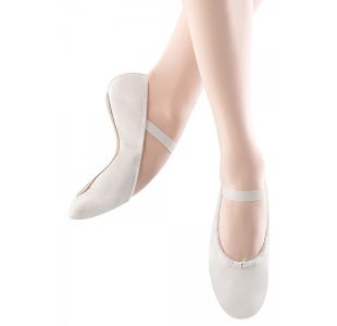 Balletsko til begynder Balletsko med fuldsål Bloch balletsko