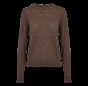 sweater i 100% merinould